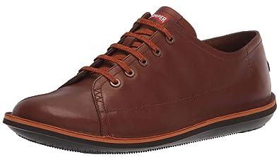 Medium Hommes Brun Chaussures Cuir Camper Beetle Formateurs K100307 8Pn0wkO