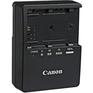 Canon LC-E6 Battery Charger for Canon EOS 5D Mark II, 7D & 60D Digital SLR