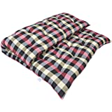 Ponperi Soft Cotton Filled Multicolour Mattress | Gadda (1 Sleeping Capacity - 3 x 6 ft or 72 x 36 Inch)