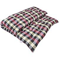 Ponperi Soft Cotton Filled Multicolour Mattress | Gadda (3 x 6 | 4 x 6)