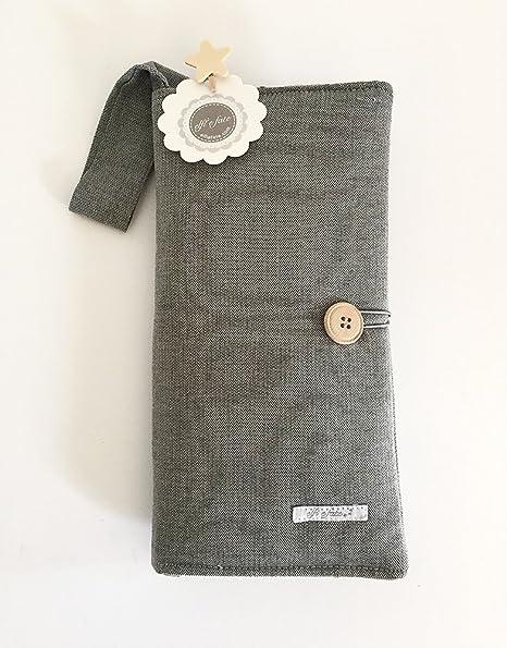 Guarda pañales y toallitas, neceser para bebé de ElfieFate® Algodón 100% hecho a