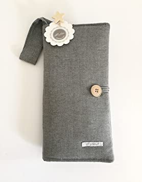Guarda pañales y toallitas, neceser para bebé de ElfieFate® Algodón 100% hecho a mano artesanalmente en España . Envío Gratis!: Amazon.es: Bebé