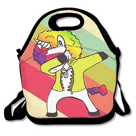 80s 90s dabbing Unicorn unicornio DAB danza portátil - bolsa ...