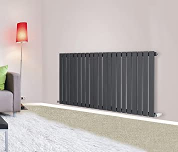 nrg-radiator 600 x 1428 mm Horizontal Flat Panel Designer Badezimmer ...