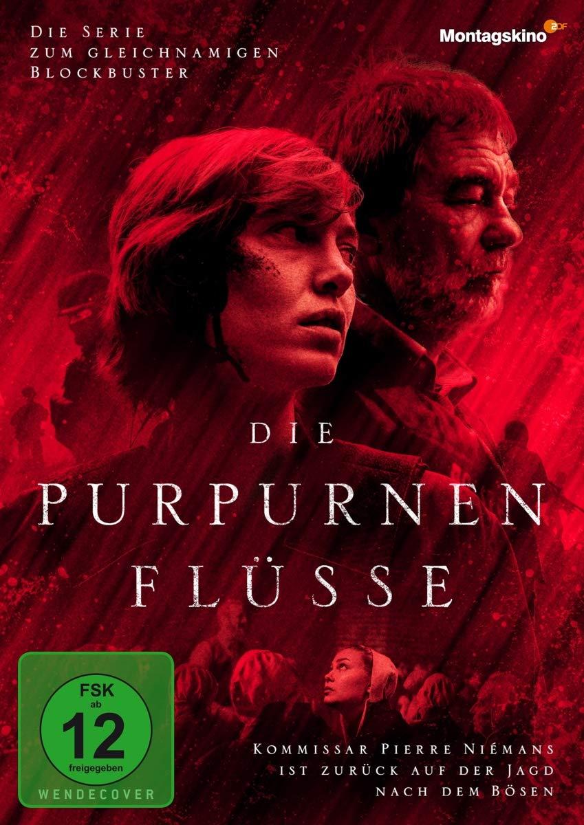 Cover: Die Purpurnen Flüsse 4 DVDs (gesamt circa 381 Minuten)