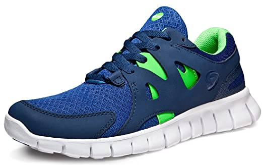 Tesla Men's Lightweight Sports Running Shoe
