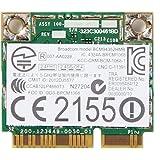 AW-CE123H : Azurwave製mPCIeタイプ802.11ac/867Mbps・Bluetooth4.0対応WiFiモジュール  ビープラス・テクノロジーはアスールウェーブの正規代理店です。ECLINKおよびユニ・ブリッジ取扱品はビープラス・テクノロジー経由の純正品・正規品です。アスールウェーブ802.11ac, Dual Band, 2x2, Wi-Fi + Bluetooth 4.0、mPCIeハーフサイズ規格準拠のスロットで利用できます。無線LAN/WiFiは802.ac準拠で最高867Mbps! Bluetoothは4.0対応で低消費電力、マウス・キーボードの利用に最適!別売りのmetal baffleを使えばフルサイズのmPCIeスロットで、MP2Hを利用すればPCIeスロットでも利用可能。IPX-080-RPSMA-X2を利用して、WiFiアンテナ標準のRP-SMAコネクタに変換可能