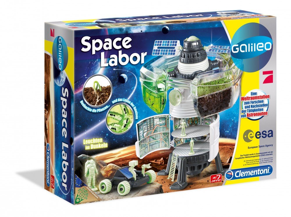 Galileo Space Labor Manufacturer