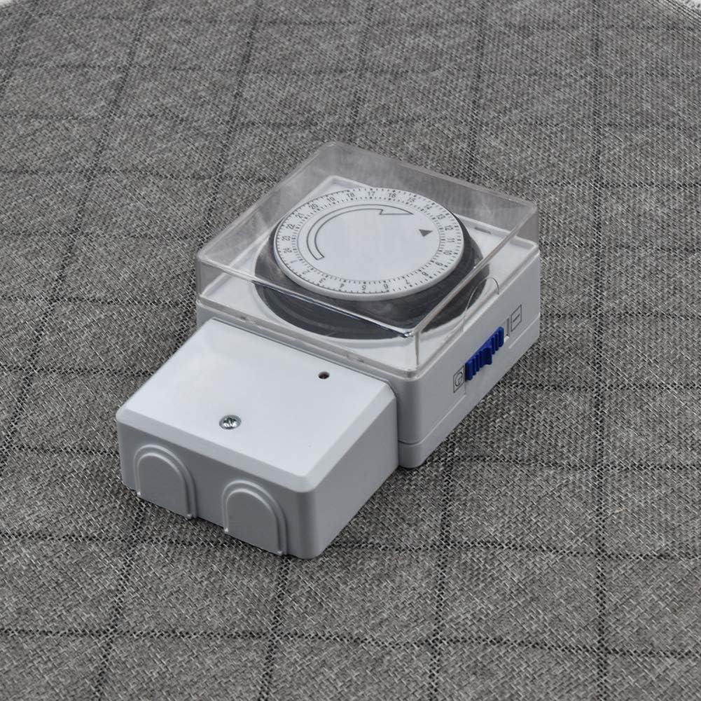 3680W A ExtraStar Pantalla LCD Manual temporizador programable digital 24 horas,16 2