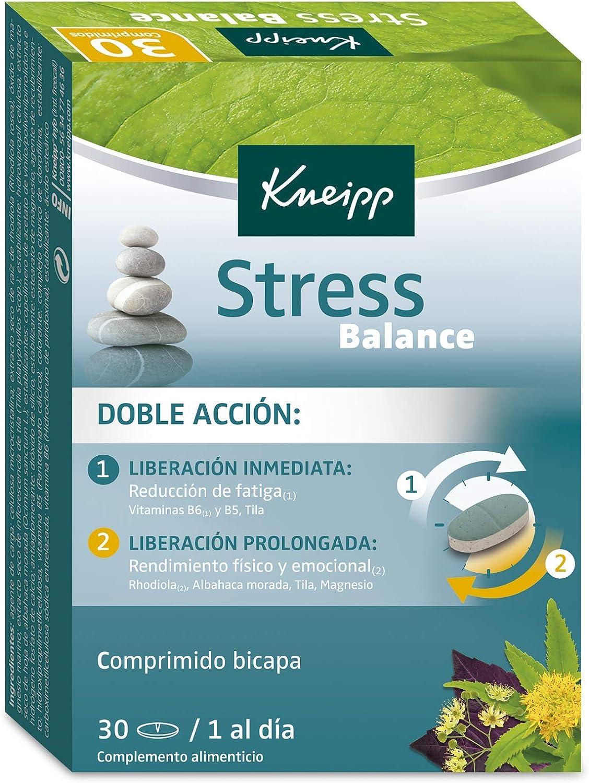 Kneipp Stress Balance 30TBL, Negro, Normal, 30