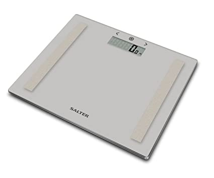 Salter Báscula de baño analítica, Cálculo del IMC, Modo atleta, Capacidad 150 kg
