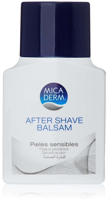Mica Derm - After Shave Balsam - Pieles sensibles - 125 ml - [paquete de 5] Miquel Alimentació Grup