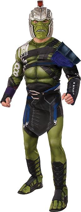 Avengers - Disfraz de Hulk Ragnarok Wars para hombre, Talla ...