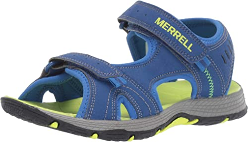 Merrell Panther Sandal Sandalias Deportivas de Material sint/ético ni/ña
