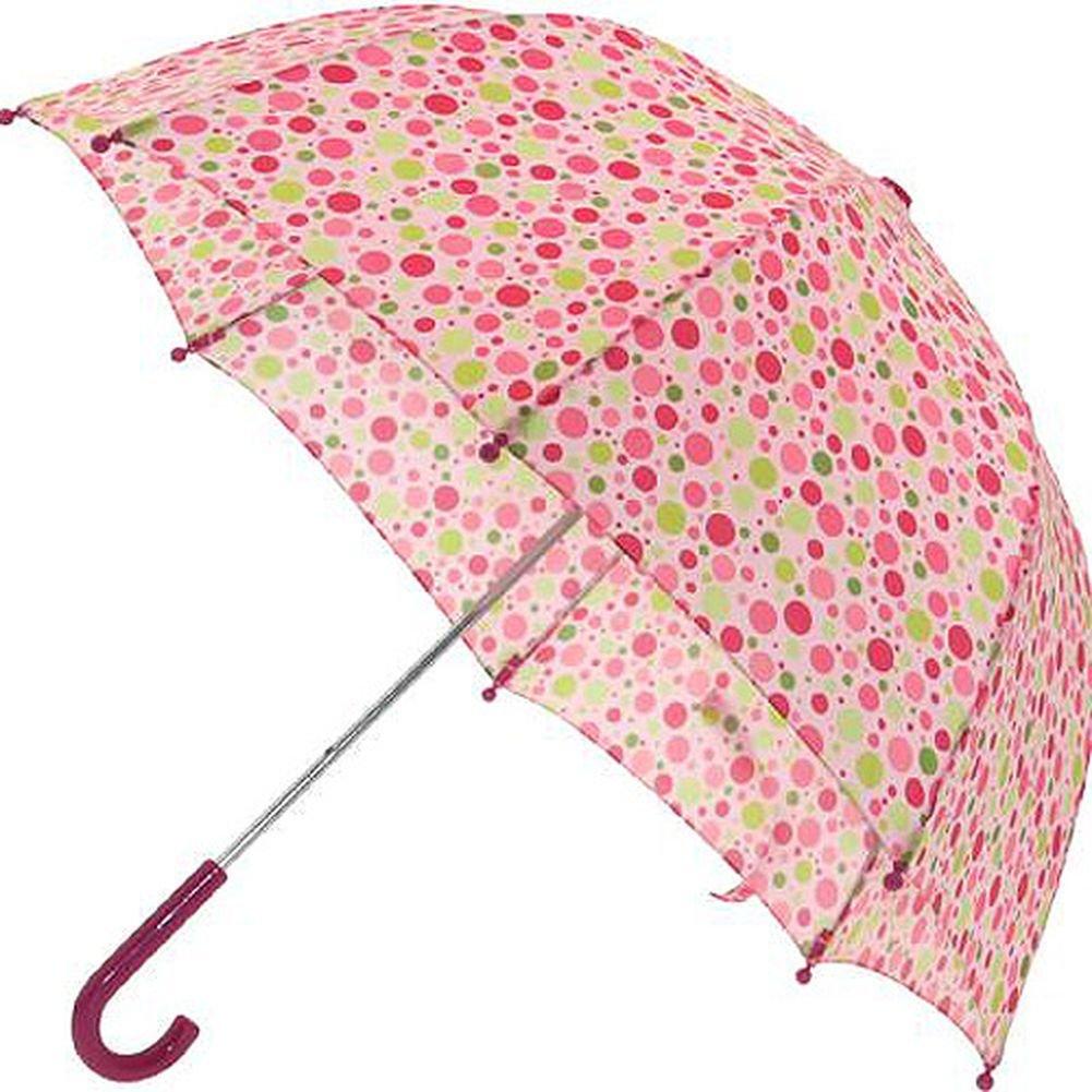 Pluie Pluie Raingear Pink Candy Dot Kids Umbrella