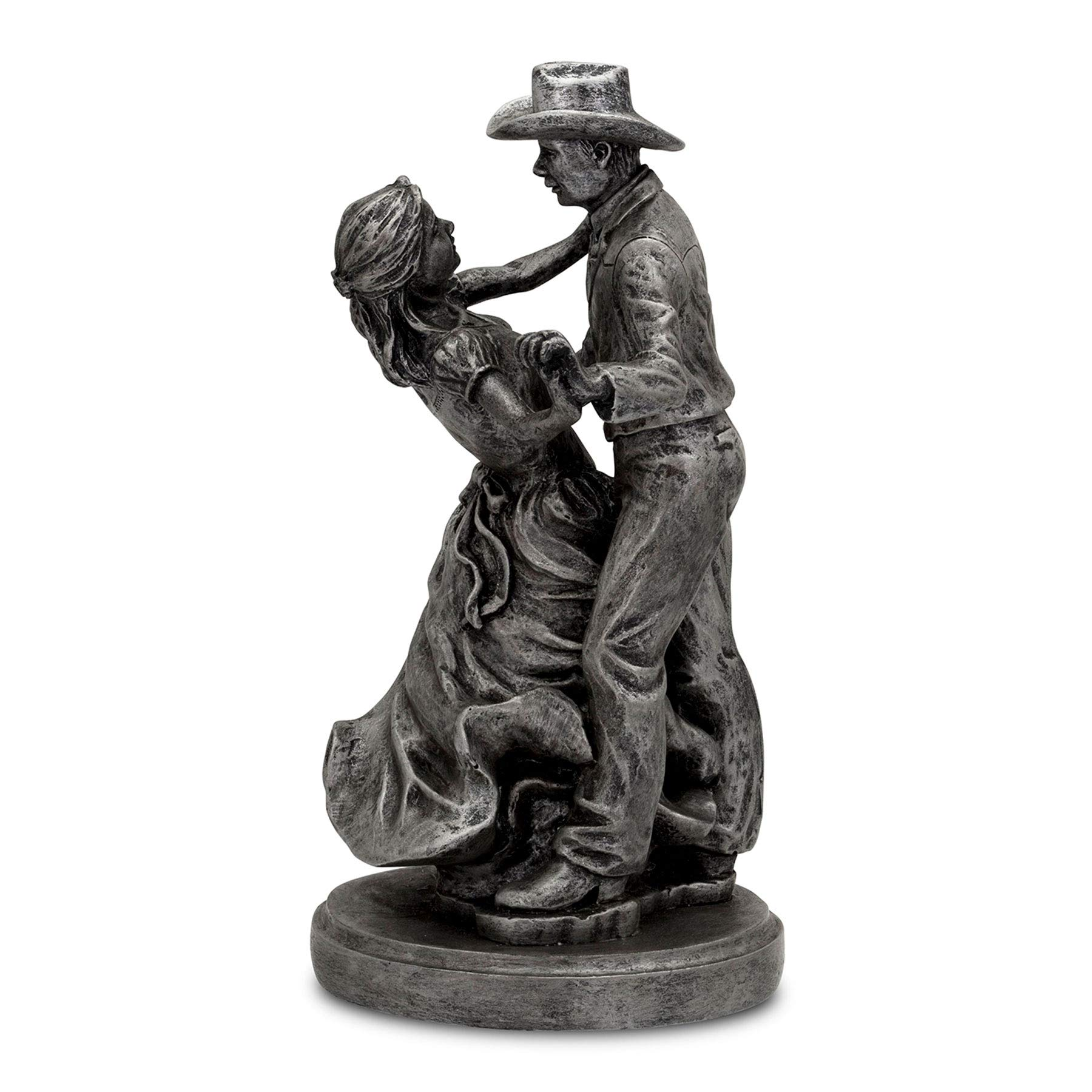 Montana Silversmiths Can I Have This Dance Resin Wedding Cake Topper