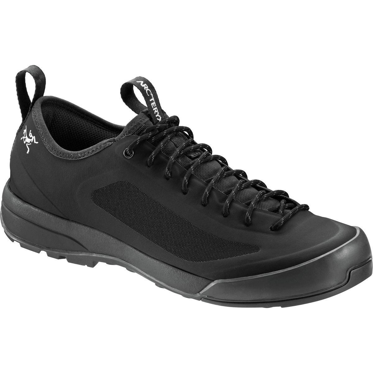 Arc'teryx Acrux SL Approach Shoes - Women's B01GFEWGP6 8 B(M) US|Black/Black