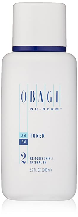Obagi Nu-Derm Toner Reviews