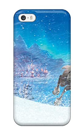Amazon.com: Perfect Anna Kristoff In Frozen Case Cover Skin ...