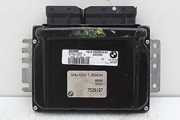 02-04 Mini Cooper Engine Computer Unit 1214 7527610-01 ECU ECM