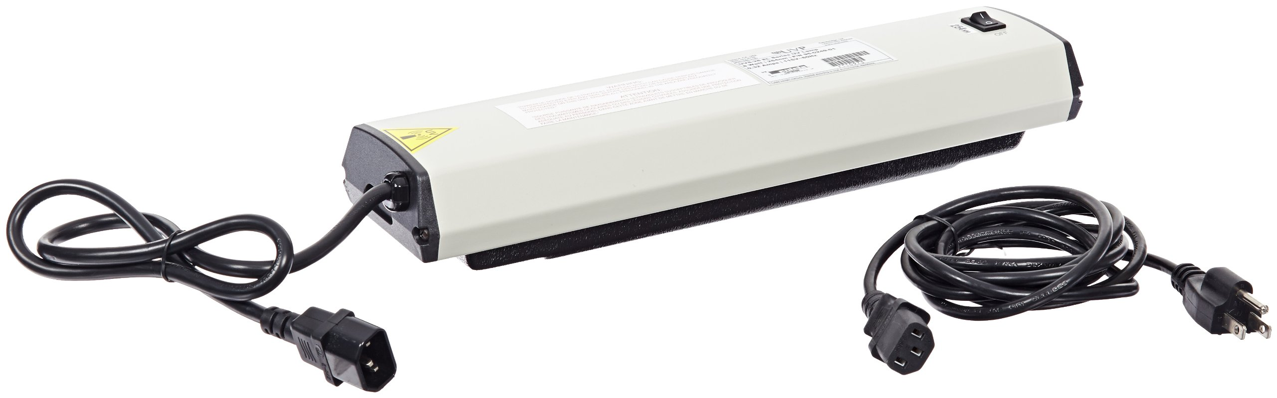 UVP 95-0249-01 Model UVS-28 EL Series Eight Watt UV Lamp, 254nm Wavelength, 115V