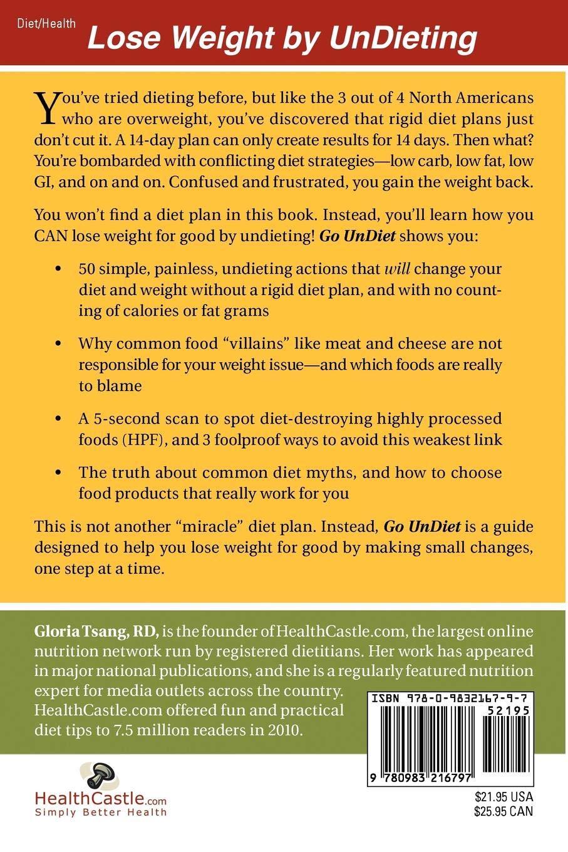 create a diet plan online