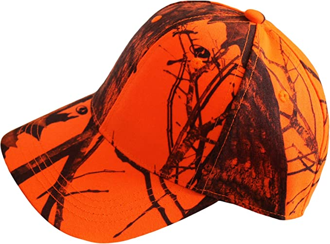 Jarretière de mariage Set Camouflage Blaze Orange Mossy Oak