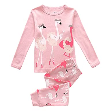 6bd984c31 Little Hand Long Sleeve Pyjamas - Pink Flamingo