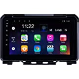 H6154K 9 inch HD Touchscreen Android 8.1 GPS Navigation Radio for 2019 Suzuki JIMNY with USB WiFi Bluetooth Support TPMS DVR SWC Carplay