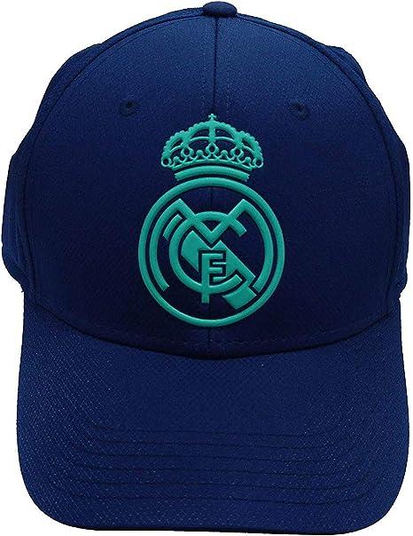 Gorra Azul Marino Adulto Real Madrid - Azul Marino/Turquesa - 2019 ...