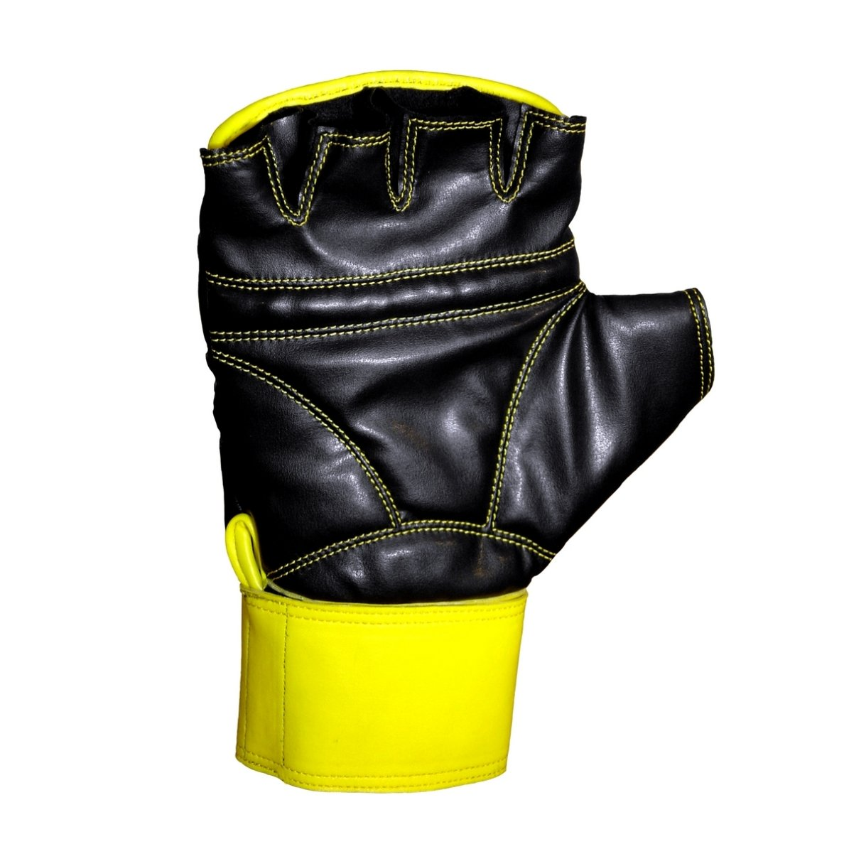 BenLee Rocky Marciano Powerhand Light - Guante de boxeo (PVC), color negro Punch GmbH