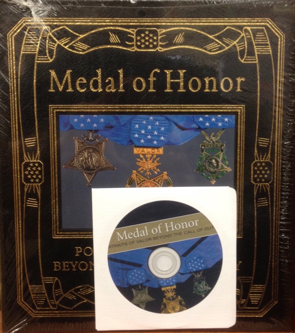 Read Online Medal of Honor. Portraits of Valor Beyond the Call of Duty pdf