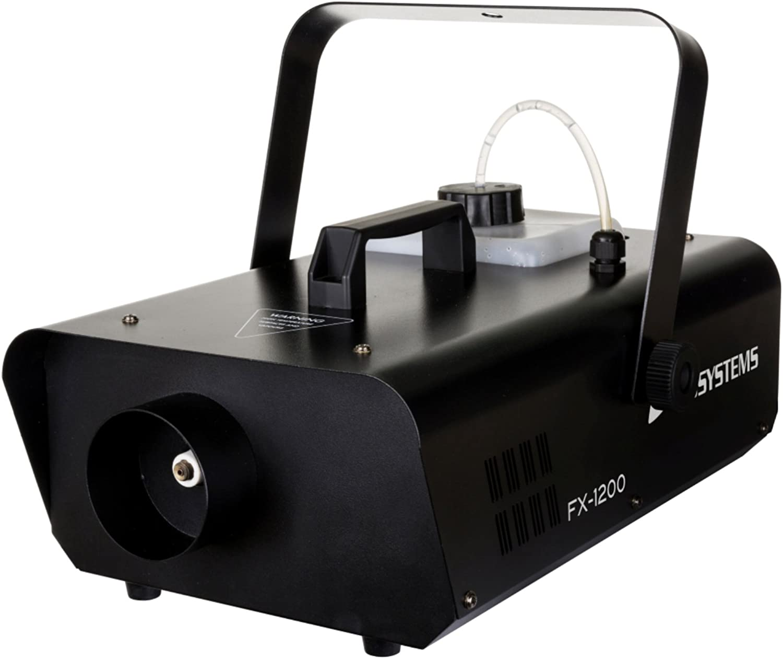 JB Systems FX de 1200Máquina de niebla 1200W