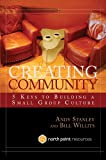Creating Community: Five Keys to Building a Small
