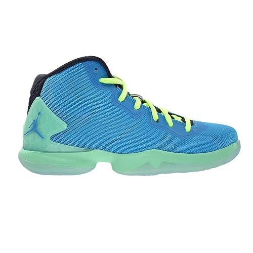 6fef58f671e8b Jordan Super.Fly 4 BG Big Kids Shoes Blue Lagoon/Blue Lagoon-Green ...