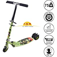 Toyzone Ben 10 Scooter, Green