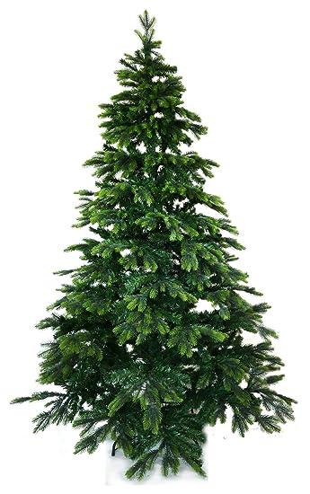 Weihnachtsbaum Künstlich 80 Cm.Gartenpirat Künstlicher Tannenbaum 180 Cm Bontree Tanne Weihnachtsbaum Pe Pvc Mix
