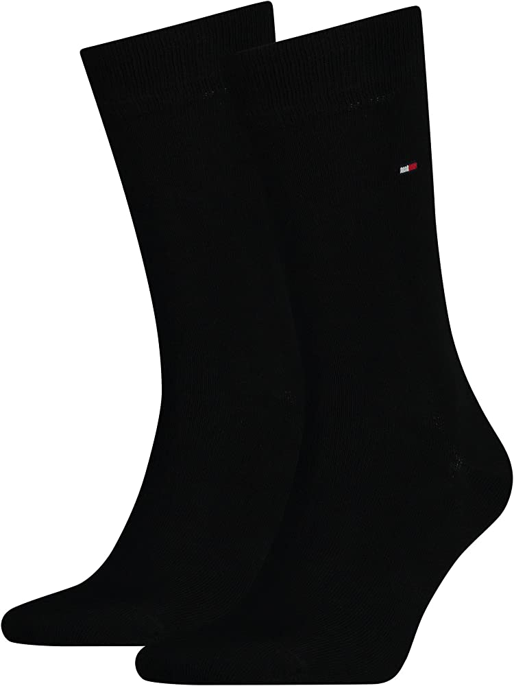 Tommy Hilfiger Classic Casual Business Calcetines de Hombre, pack ...