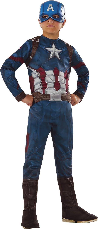 Generique - Disfraz Capitán América clásico Civil War - Los ...