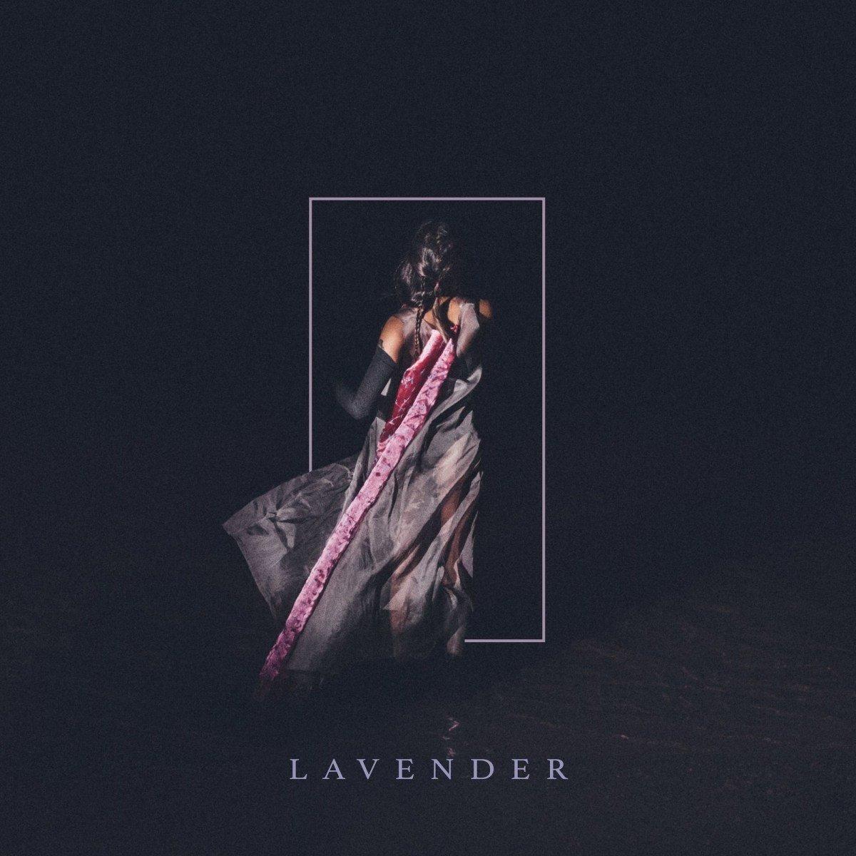 Vinilo : Half Waif - Lavender (Digital Download Card)