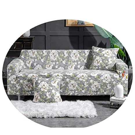 Slipcovers Sofa All-Inclusive Sectional L-Shape Couch Cover ...