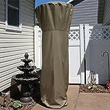 Sunnydaze Outdoor Patio Heater Cover, Waterproof