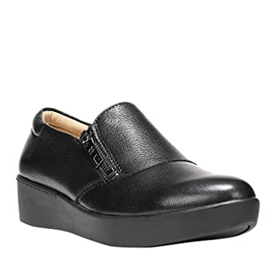 100% quality materials Womens Naturalizer Calinda Slip On Black Leather Womens Black Leather Naturalizer Womens Naturalizer