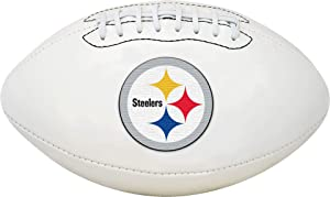 NFL Signature Series Full Regulation-Size Football, Pittsburgh Steelers