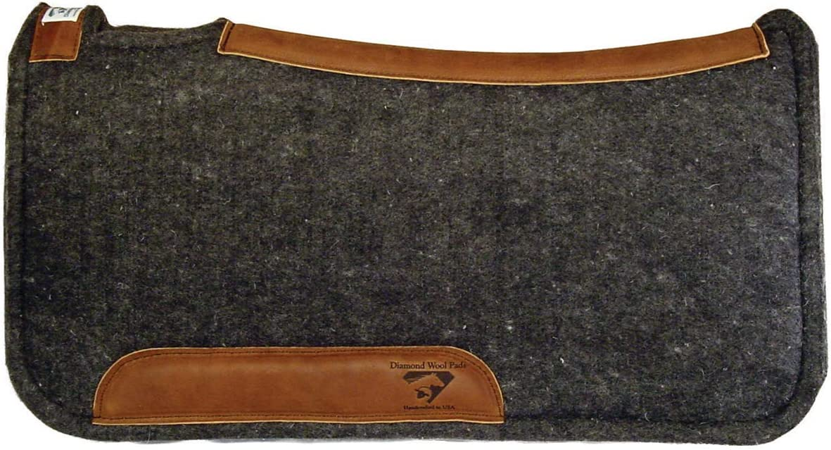 Diamond Wool Contour Courier shipping free Ranch Felt Excellence Pad