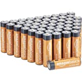 AmazonBasics AA Performance Alkaline Non-Rechargeable Batteries (48 Count) - Appearance May Vary
