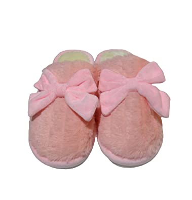 8063a0486 Anansa Arts Feather Slippers, Soft, Fluffy Women Indoor Slipper  Non-Slippery Sole,