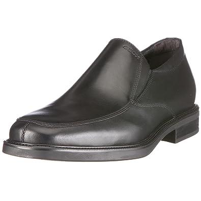 Geox U Londra E, Chaussures de ville homme  Amazon.fr  Chaussures et ... 736ca26e74a3