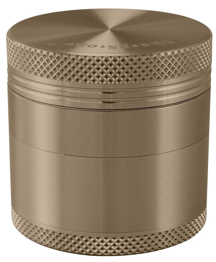1.5'' Sharpstone 4pc Solid Top Grinder - Bronze