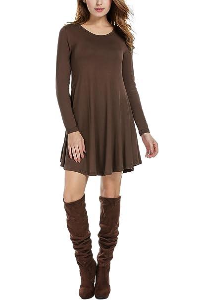 Amazon Oguine Long Sleeve Blouse Plus Size Long Blouses For
